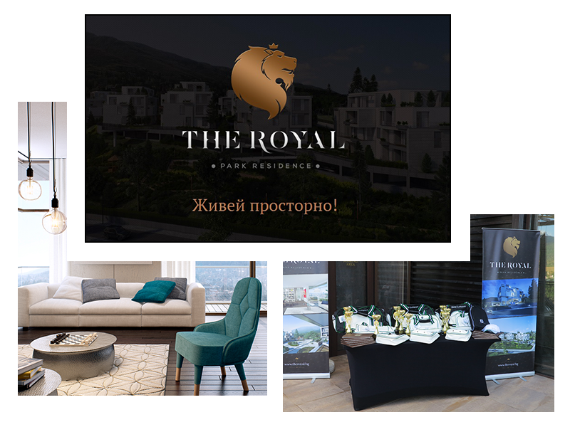 The Royal Park Residence Project