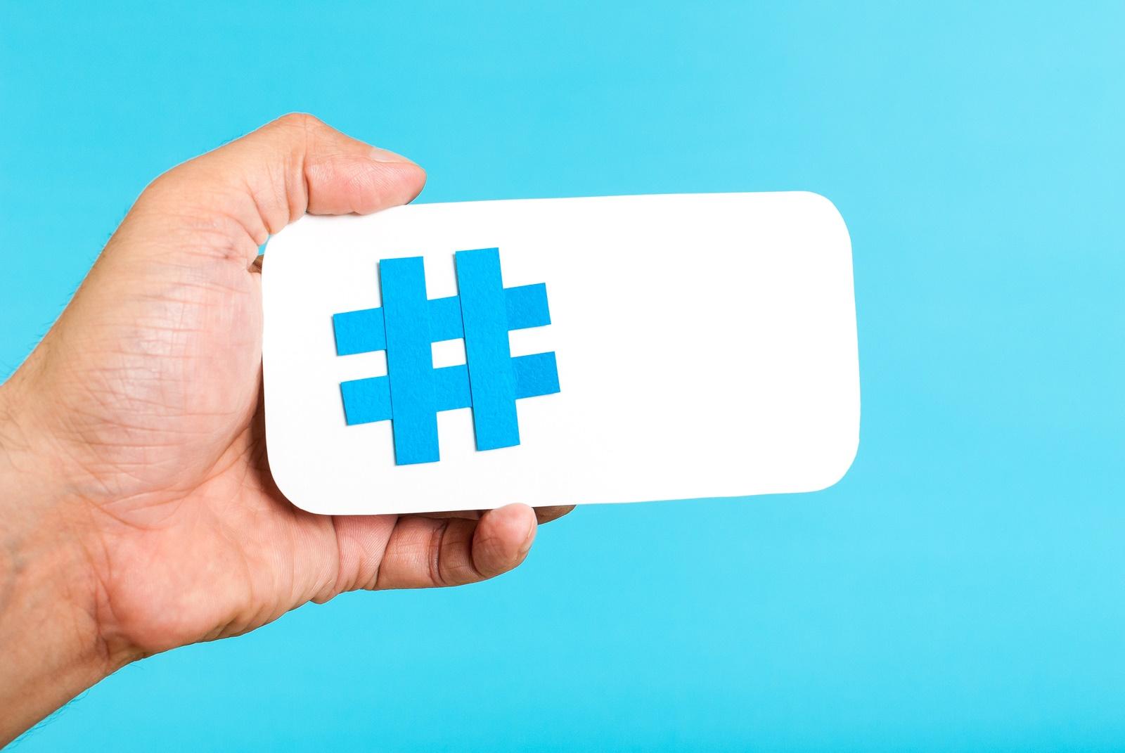 Mobile Hashtag